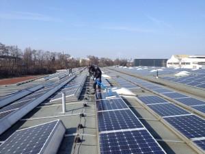 Photovoltaikreinigung Köln